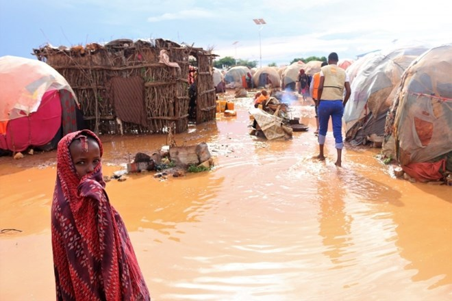 UN: Over 270,000 people displaced in Somalia floods